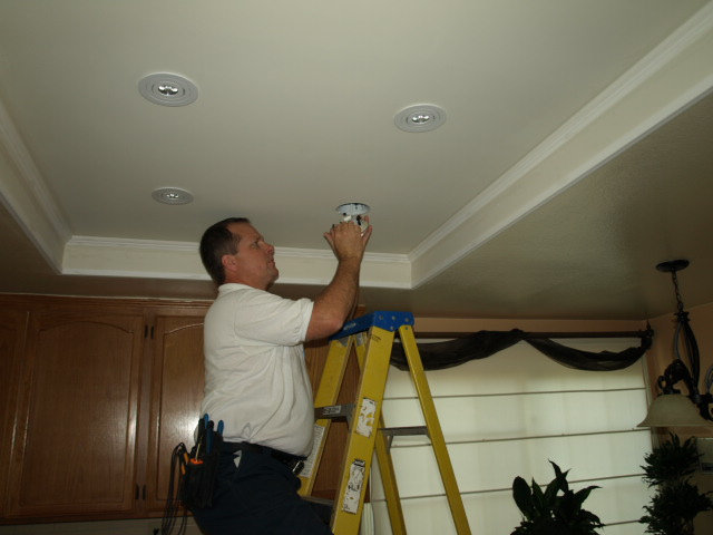 moorpark lighting recessed lighting installation